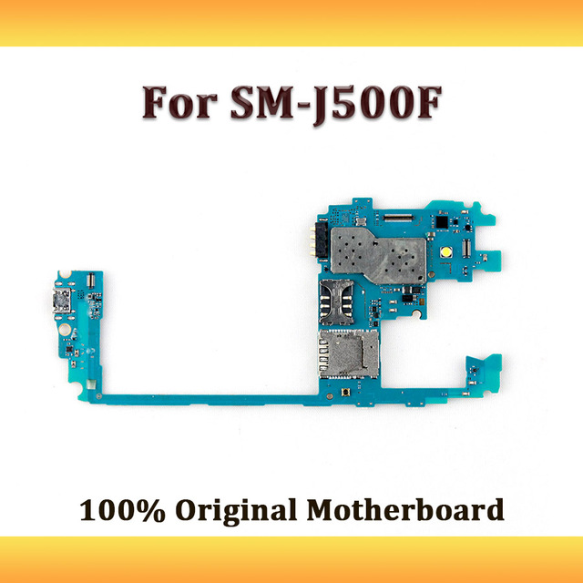 US $36 0 |Europe Version Full Working Motherboard For Samsung Galaxy J5  J500F Single SIM For Samsung Galaxy J5 J500F With Chips Mainboard -in  Mobile