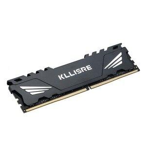 Image 3 - Kllisre DDR3 DDR4 4GB 8GB 16GB memoria ram 1333 1600 1866 2133 2400 2666 3000 RGB Memory Desktop Dimm with Heat Sink
