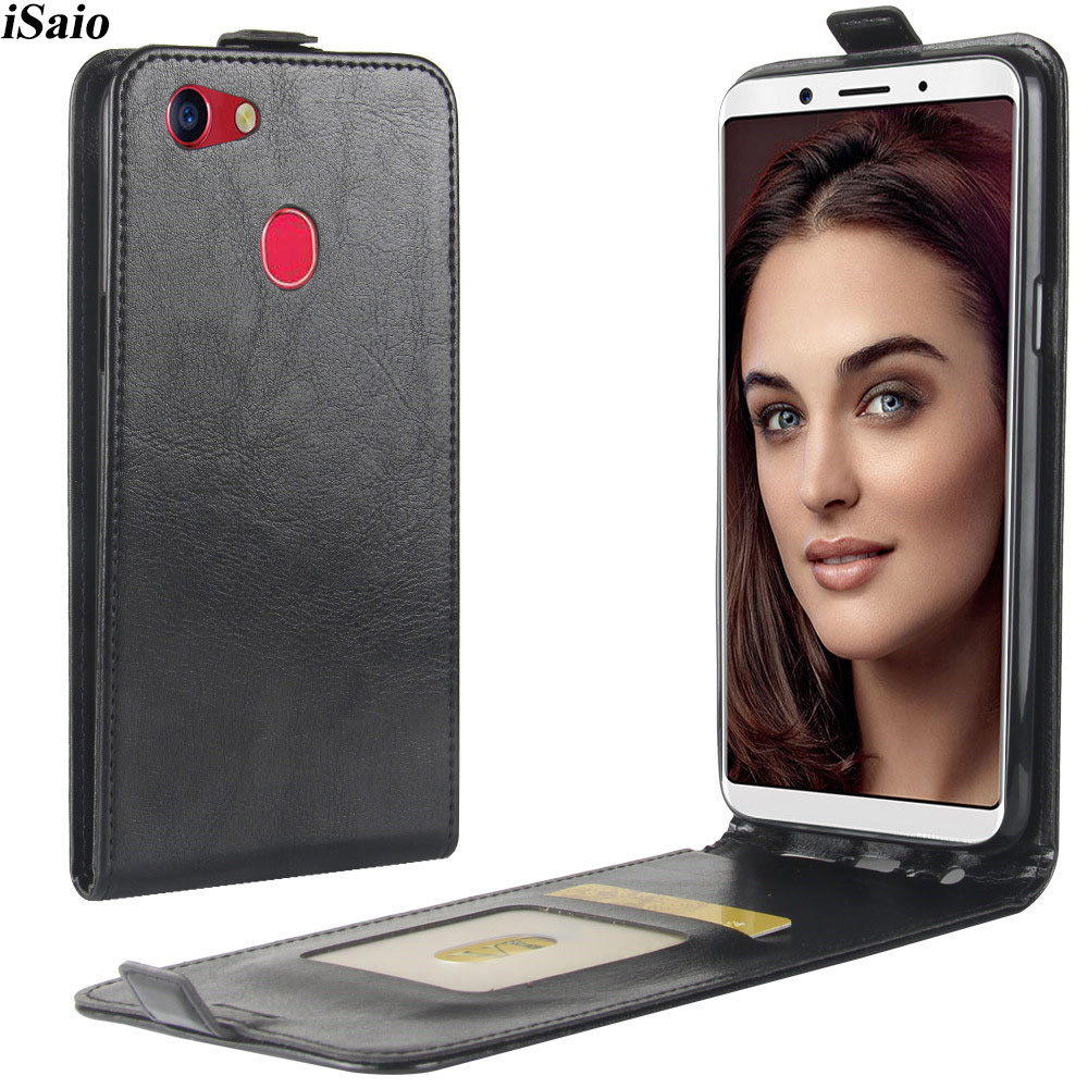 For <font><b>OPPO</b></font> F5 Flip <font><b>Case</b></font> Funda Luxury Leather Cover for <font><b>OPPO</b></font> <font><b>A71</b></font> A73 A75 <font><b>Phone</b></font> <font><b>Case</b></font> Wallet Inner TPU Back Shell with Card Holder image