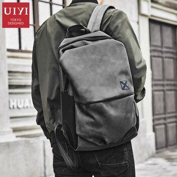 9a924db4fc83 14 дюймов рюкзак мужской рюкзак модный тренд сумка колледж студенты  корейский Повседневный Рюкзак Сумка для компьютера
