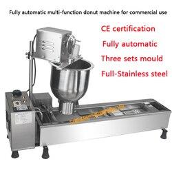 W pełni automatyczny wielofunkcyjny maszyna do pączków użytku komercyjnego wysokiej jakości ze stali nierdzewnej maszyna do donatów