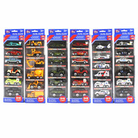2015 New Boys Toys Gift 1 87 Mini Scale Models Glissade Police Plane And Car Miniatures