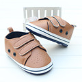 Leisure Newborn Baby Boy Shoes First Walkers PU Leather Baby Moccasins Infant Toddler Girl Sneakers sapatos infantis menino