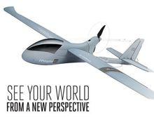 Free shipping 6-Ch Remote Control FPV Raptor V2 Skyrider Airplane Glider RC PNP w/ESC Motor