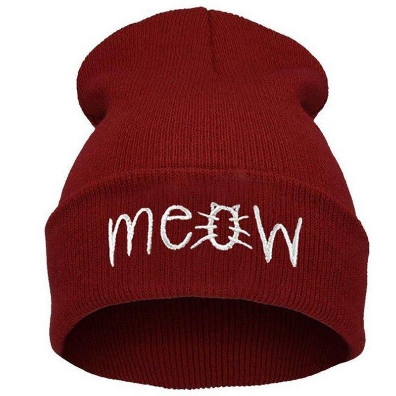 623c002ec59122 Hot New Chic Warm Winter Cap Men Women Unisex Casual Hip-Hop Caps Knitted  Wool Skullies Beanie Hat Warm Winter Hat High Quality