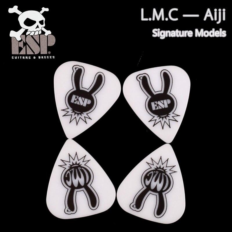 ESP Guitar Artist Pick Series PA-LA07 LM. C Aiji Signature Model, 1/piece
