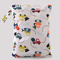 1PCS REPAIL Baby Diaper Bags Character Print Changing Wet Bag Baby Cloth Diapers Backpacks Brand Baby Swim Diaper Nappy Bag D3RE