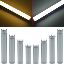 2G11 LED Tube Light LED Bar 12W 15W 18W 25W SMD2835 Diffused Cover AC85-265V White/Warm White 2G11 Tube Lamp Replace Halogen