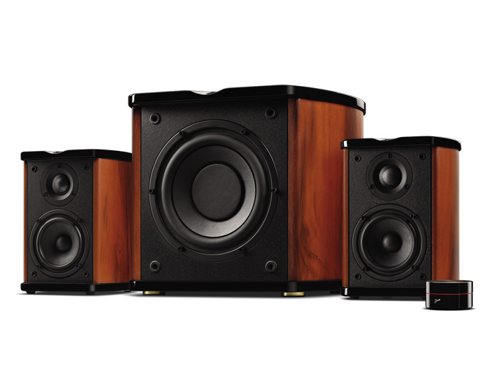 M50W 2.1 Multimedia Speaker System 2.1 high-fidelity multimedia speaker home theater 6.5