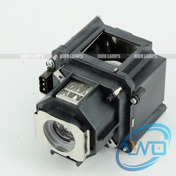 AWO-Lamp ELPLP46/ V13H010L46 For PowerLite Pro G5200WNL G5350NL EPSON EB-500KG/G5000/G5200/G5200W/G5300/G5350 original projector lamp elplp46 for epson eb g5200w powerlite pro g5200wnl powerlite pro g5350nl projectors etc