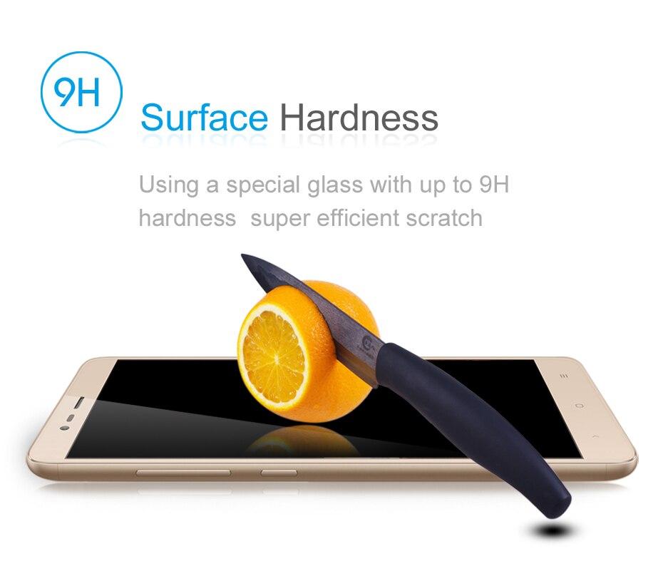Asli ZEASAIN Ultra Tipis 9 H Screen Protector Tempered Kaca Untuk - Aksesori dan suku cadang ponsel - Foto 4