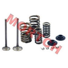 Chinese scooter GY6 parts GY6 150cc Inlet Exhaust Valve Set For Scooter ATV Moped Motorcycle MIGY150