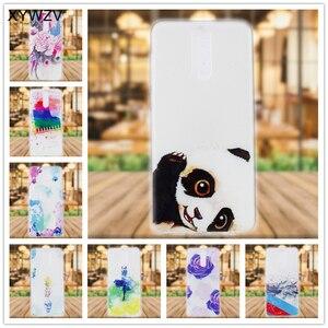 Image 1 - SFor Huawei Nova 2i Trường Hợp Bìa Mềm Silicone Điện Thoại Mô Hình Trường Hợp Đối Với Huawei Nova 2i Cover Quay Lại Cho Maimang 6 trường hợp Coque Fundas <