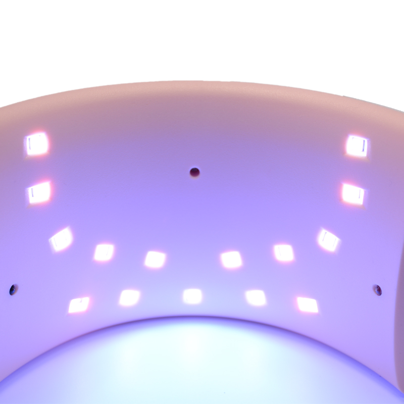 2018 New Arrival Hot Sale Uvled Sun9c Uv Light Led Lamp Nail Dryer 24w Drier For Curing Gel Polish Timer Lampe Uv