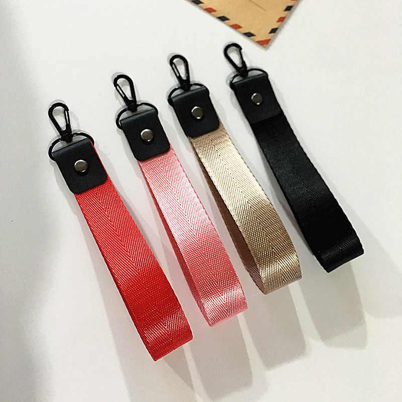 ขาย Handmade สั้นและยาวริบบิ้นสำหรับผู้หญิงผู้ชายสายรัดข้อมือ Key กระเป๋าสตางค์ Key Chain จี้แฟชั่นเครื่องประดับ
