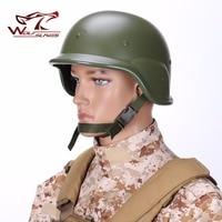 Hight Quality SWAT PASGT Kevlar M88 Replica casco verde/TAN/negro casco táctico