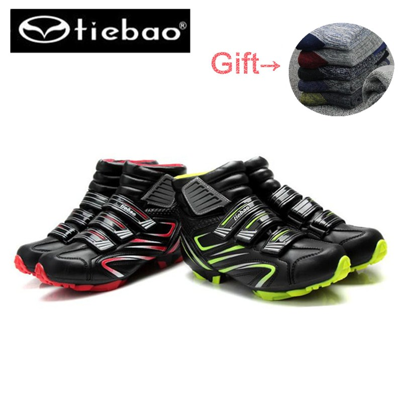 TIEBAO zapatillas deportivas hombre Bicycle Cycling Shoes Men sneakers Women winter  MTB Mountain Bike boots Athletic Shoes  sidebike cycling shoes mtb road 2017 zapatillas deportivas hombre outdoor bike sapato feminino sneakers women superstar shoes