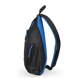 Image 4 - Mixi Fashion Men Backpack One Shoulder Chest Bag Male Messenger Boys University School Bag Causal Work Travel 17 19 inch M5207