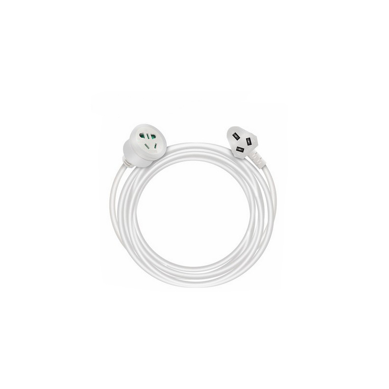New 250V 10A Power Supply Extension Cord Socket Kitchen Plug Sockets in Plug With Socket from Consumer Electronics