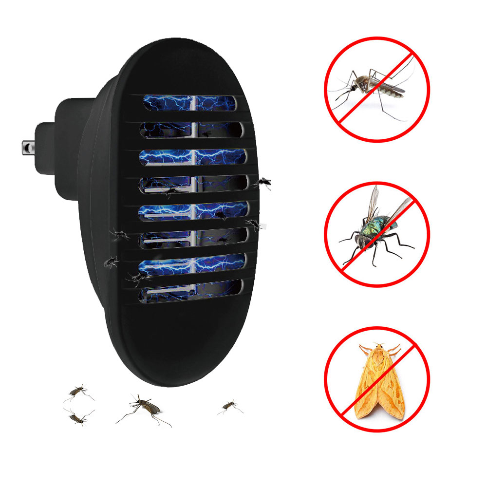 AC110~240V Mosquito Killer 1W Electric Shock Tap Light EU/US Mosquito Killer Lamp Bug Zap Insect Night Lamp @AC110~240V Mosquito Killer 1W Electric Shock Tap Light EU/US Mosquito Killer Lamp Bug Zap Insect Night Lamp @