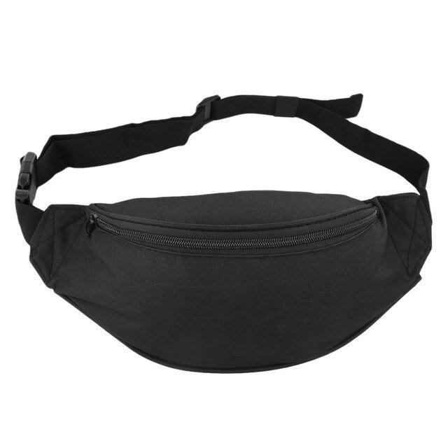2019 Waist Bags Running Fanny Pack Women Waist Pack Pouch Belt Bag Men Purse Mobile Phone Pocket Case Camping Hiking Sports Bag