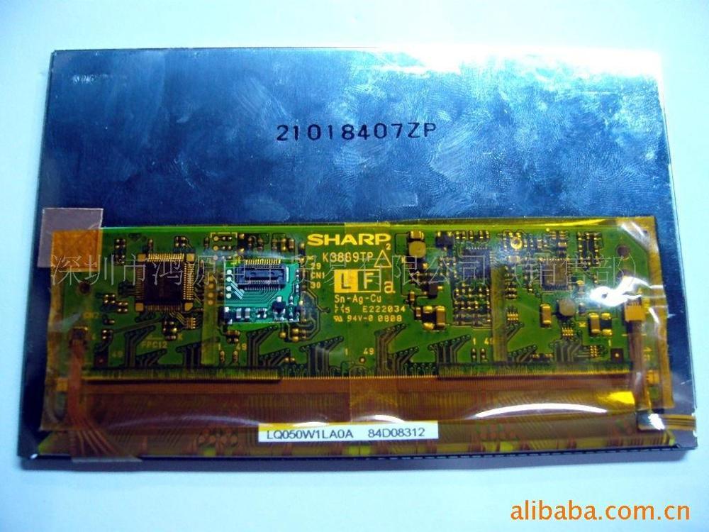 Original new LQ050W1LA0A with touch 5 inch HD 1024x600 ultra thin highlight of the new 9.9 paulmann светодиодный спот paulmann 2simple 66555