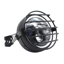 5.75 Inch Led Motorcycle Headlight Halo Ring White Drl Angel Eye For Harley Sportster Touring-Super Glide Dyna 5 3/4 Inch Head(China)