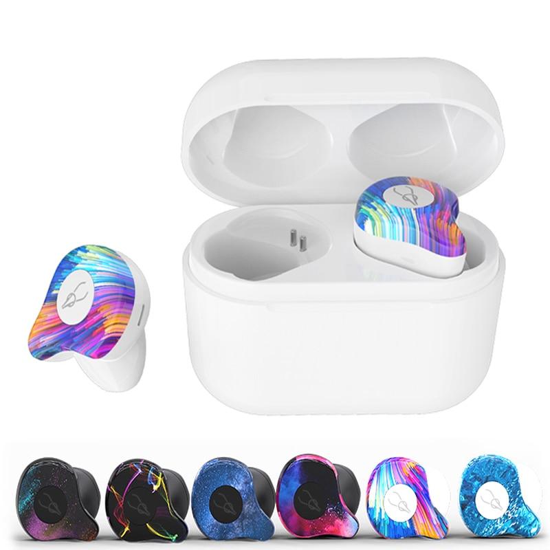 Newest bluetooth wireless earphone sabbat x12 pro Charging box  bluetooth 5.0 Stereo surround mini Portable Invisible earphones|Bluetooth Earphones & Headphones| |  - title=