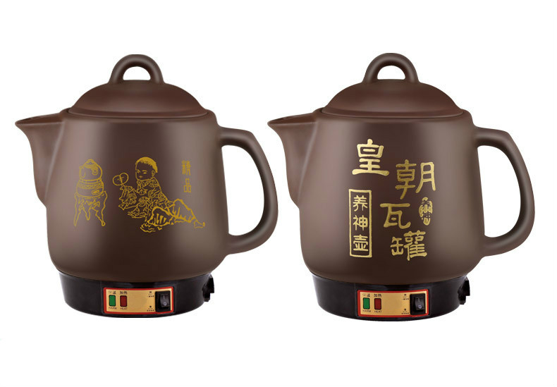 Electric kettle Automatic traditional Chinese medicine pot decoction ceramic  keep the boiling Safety Auto-Off FunctionElectric kettle Automatic traditional Chinese medicine pot decoction ceramic  keep the boiling Safety Auto-Off Function