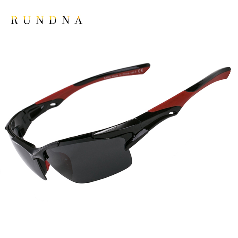 RUNDNA Polarized Cycling SunGlasses Riding Bicycle Bike Goggles Golf Fishing Coating Mirrored Outdoor Sports Sunglasses C03HSD