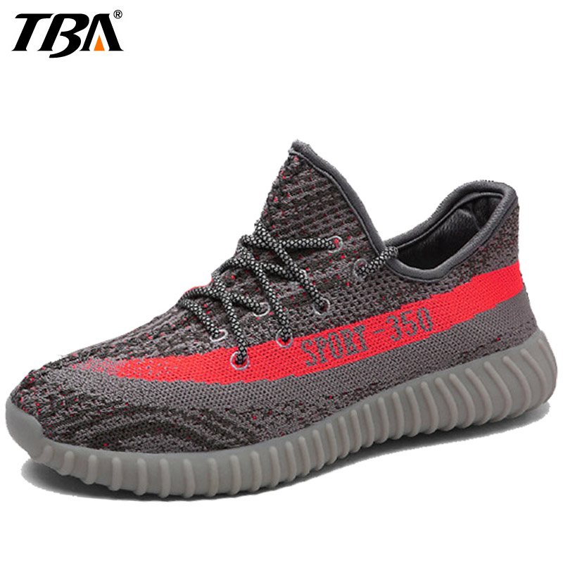 TBA Fall2017 350 Breathable Fabric Running Shoes For Men High Quality Sports Run Athletic Shoes Brand Super Light Men's Sneakers big lovely simulation cow plush toy creative stuffed cow doll birthday gift about 75cm