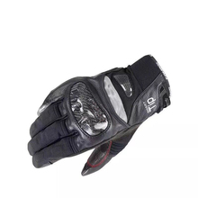 GK-819 Carbon Protect Winter Warm Gloves Motorcycle Riding Racing Touring Waterproof and cold-proof racing locomotive