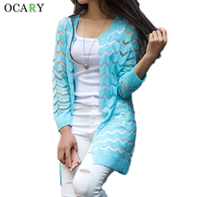 Hollow Out Beach Cool Cardigans