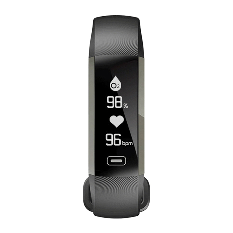 Heren & Dames Elektronische Smart Polsband Fitness Tracker Armband - Herenhorloges