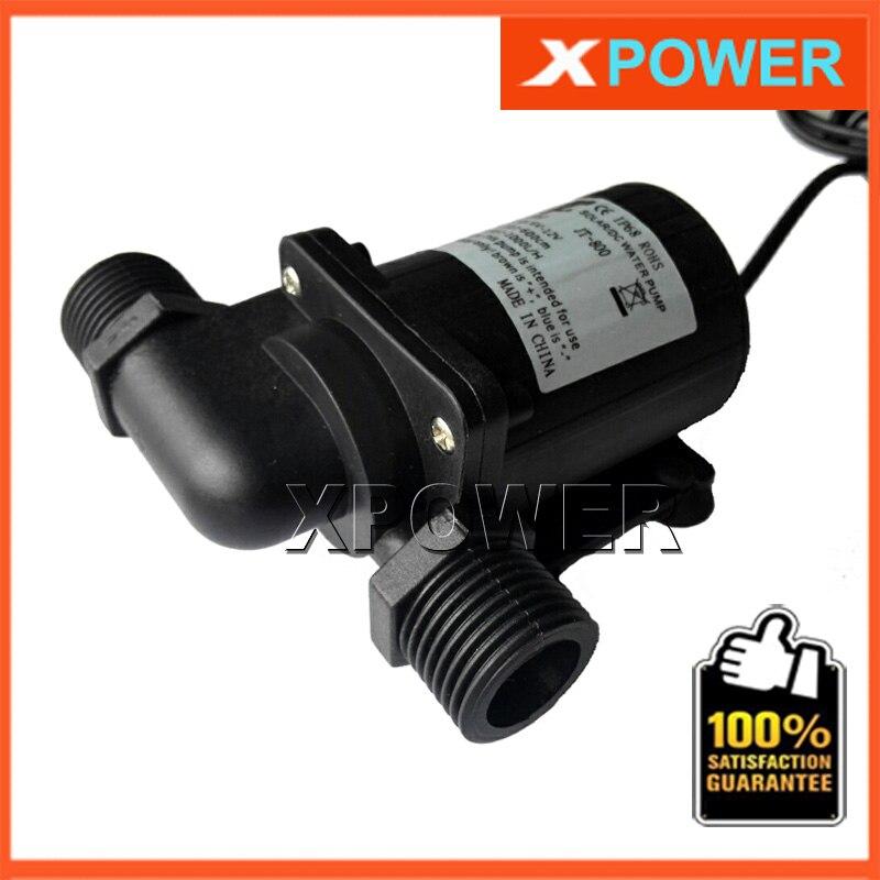 100% Wahr Bringsmart Sr-800dx 600-1150l/h 3,5-7 Mt Mini Bürstenlosen Wasserdichte Pumpe 12 V Dc Wasserpumpe 24 V Tauch Brunnen Pumpe Pumpen, Teile Und Zubehör