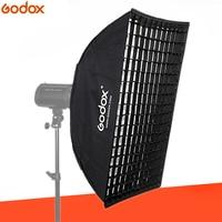 Godox 24x 35 60x90cm Honeycomb Grid Softbox soft box with Bowens Mount for Studio Strobe Flash Light