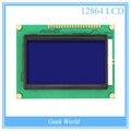 12864 128x64 Точек Графический Синий Цвет Подсветки Модуль ЖК-Дисплей для arduino raspberry pi