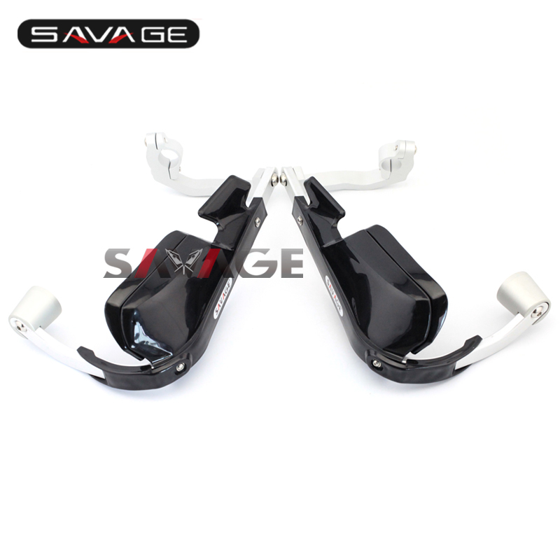 For BMW R1200GS LC 2013-2017/R1200GS ADV 2014-2017 Motorcycle Handlebar Handguards waase handlebar fat bar riser clamp top cover support for bmw r1200gs adv gsa lc 2013 2014 2015 2016