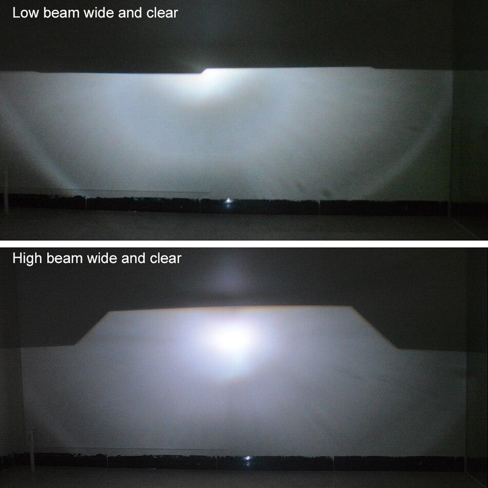 2.0 inch HID Bi xenon mini projector lenses (8)