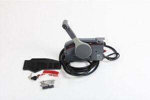 703-48205 подвесной двигатель пульт дистанционного управления в сборе 703-48205-16-P, для лодочного мотора Yamaha, 10 контактов для открытия
