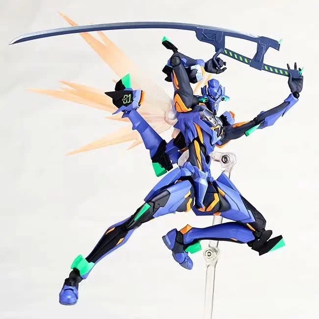 Model-Toy Action-Figure EVANGELION EVOLUTION Anima Eva-01 Collectible PVC 17cm