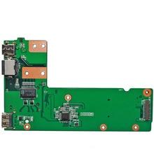 100% новый USB DC в Мощность Jack совет для ASUS K52 K52F K52JB K52JC K52JR K52JE K52DR K52N K52J 3DKJ3DB0000 60-NXMDC1000