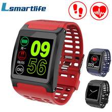 Z01 Smartwatch Wearable Device IP67 Waterproof Bluetooth Pedometer Heart Rate Monitor Color Display Smart Watch For Android IOS