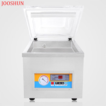 110V220V Food Vacuum Sealer, Electric Vacuum Packing Machine Vacuum Chamber, Aluminum bags Food Rice Tea Vacuum Sealing Machine Мельница
