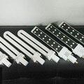 7 Unids/lote Nuevo Diseño 9 W Lámpara de Uñas UV 10 W LED GELCuring Secador Del Arte Del Clavo de Curado UV LED Bombillas reemplazo