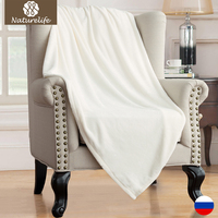 100 Polyester Warm Blanket In China