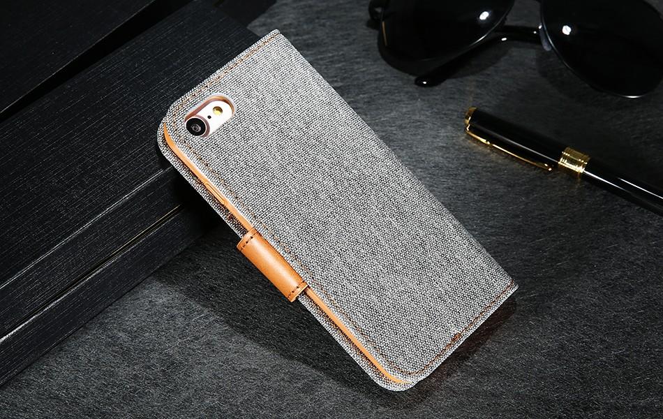 Kisscase stań portfel przerzuć przypadki dla iphone 6 6s 7 5 5S mody hit kolor slot kart skóra pokrywa dla iphone 7 6 s plus z logo 9