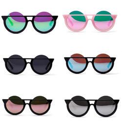 Для мужчин wo Для мужчин S Ретро Винтаж круглая рамка УФ очки солнцезащитные очки Открытый Спортивные очки велосипедные очки #4AP17