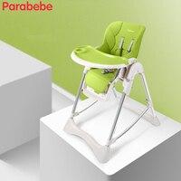 Портативный детское кресло едят pp Материал 30 мм трубки стул для Кормление стульчик для кормления ребенка обеденный Кормление стульчик для