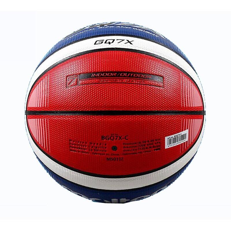 Bola de basquete fundido tamanho 7 homem